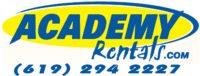 Academy Rentals